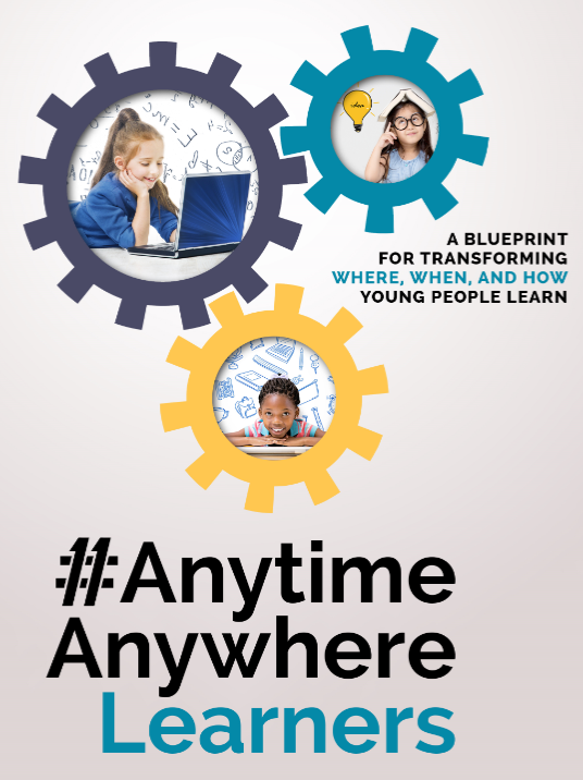 #AnytimeAnywhereLearners